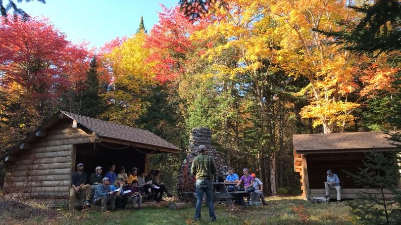 Maine North Woods